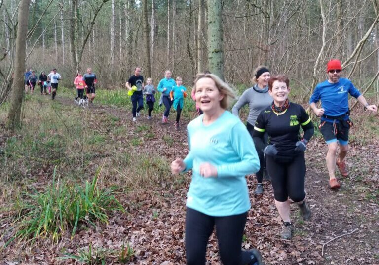 Ampthill & Flitwick Flyers Coached Session Thursday Social Run